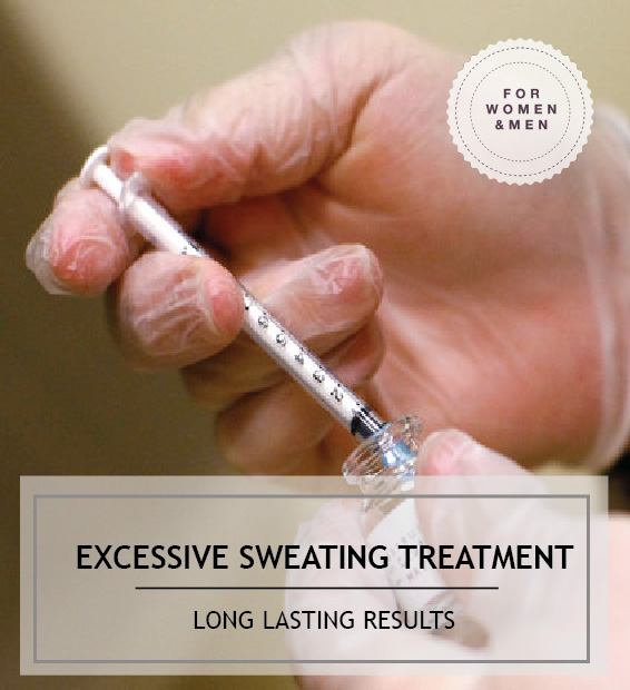 Excessive-sweating-treatment